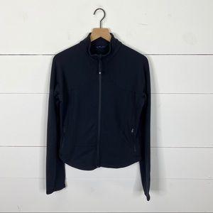Lululemon Black Zip Jacket Size 12